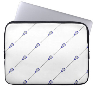 Women's Lacrosse Gear Laptop Sleeve