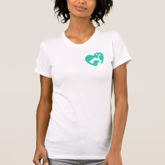 Women's LB&B Small Logo T-shirts