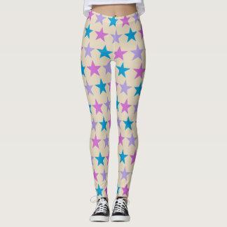 Women's leggings Stars