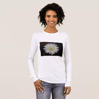 """Women's Long Sleeve """"Desert Bloom"""" Tee Shirt"""