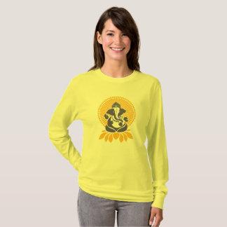 Women's Long Sleeve Ganesh Shirt
