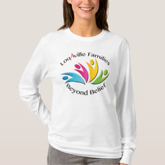 Women's Long Sleeve LBBB Logo T-Shirt