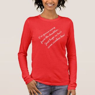 womens long sleeve shirt