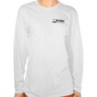 Women's Long-Sleeve T-Shirt Small Logo BeckRidge