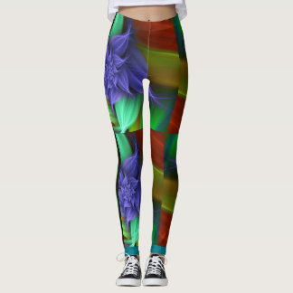 Womens Lotus Leggins Leggings
