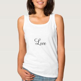 Women's Love Tank top