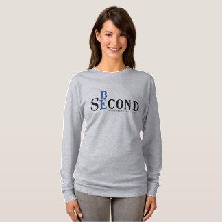 Womens LS gray shirt