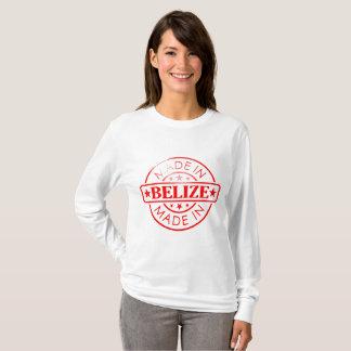 "Women's ""Made in Belize"" Basic Long Sleeve T-Shirt"