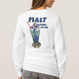 Women's MALT Long Sleeved T-shirt