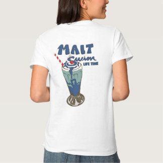 Women's MALT Short Sleeved T-shirt