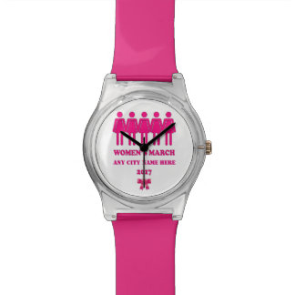 Women's  march 2017 wrist watch. watch