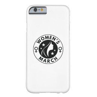 Women's March Barely There iPhone 6 Case