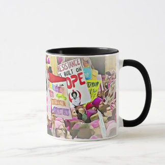 Women's March for Equality Coffee Mug
