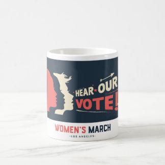 Women's March LA 2018 Mug