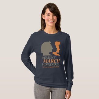 Women's March Minnesota, Duluth Edition LongSleeve T-Shirt