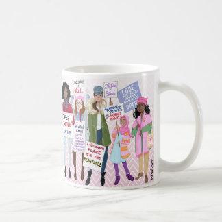 Women's March Mug