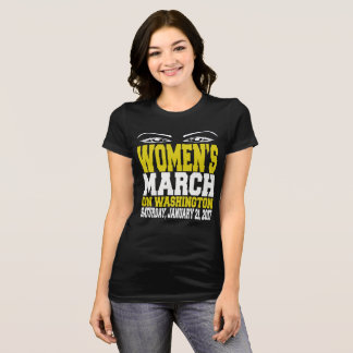 Womens March on Washington 2017 T-Shirt