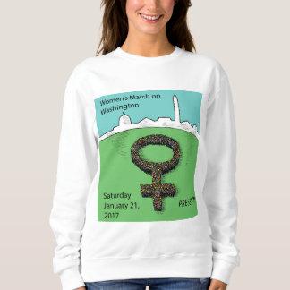 Women's March on Washington DC Sweatshirt
