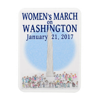 Women's March on Washington Magnet