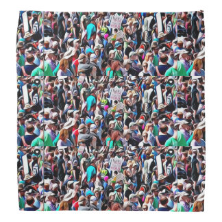Womens March Protest Digital Art Photo Bandanna