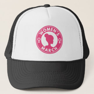 Women's March Trucker Hat