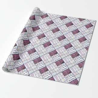 Women's March Wrapping Paper