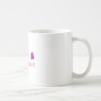 WOMEN'S MARCH  YES WE WILL COFFEE MUG