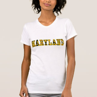 Womens Maryland Black Eyed Susan Shirt