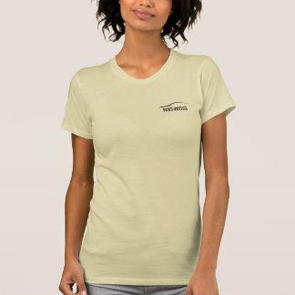 Women's Mavs & Mochas cup logo t-shirt