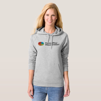 Women's McGuffey Spirit Wear Gray Sweatshirt