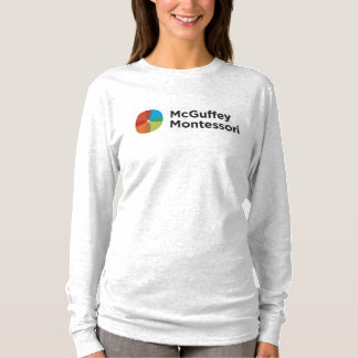 Women's McGuffey Spirit Wear  Long-Sleeve T-Shirt