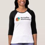 Women's McGuffey Spirit Wear Raglan T-shirt