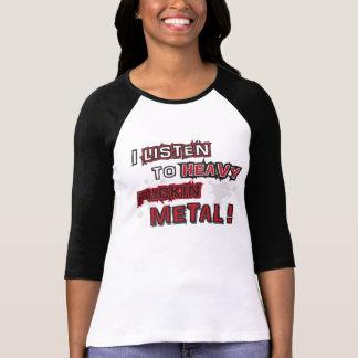 Women's Metal T-shirt