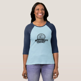 Women's Myrtle Beach Safari 3/4 Sleeve T-shirt