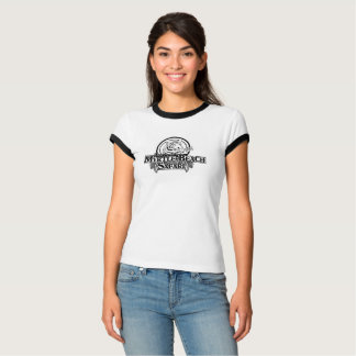 Women's Myrtle Beach Safari Ringer T-shirt