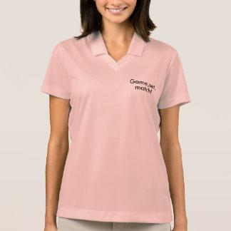 Women's Nike Dri-FIT Polo Shirt short sleeves