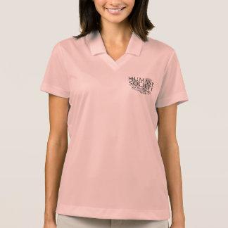 Women's Nike Dry-Fit Pique HSO Logo Polo Shirt