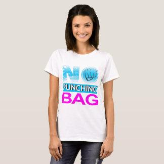 Womens No Punching Bag Tee