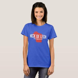 Women's Official Campaign T-Shirt (Blue)