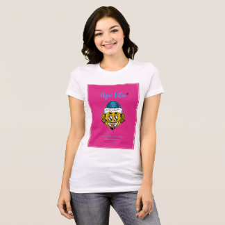 Womens Passion Pink (T-Shirt) T-Shirt