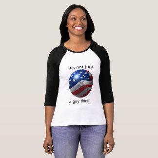 Women's patriotic shirt