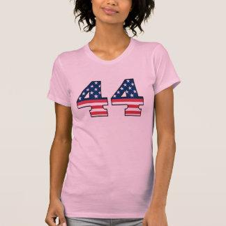 Womens Pink Obama 44 Shirt