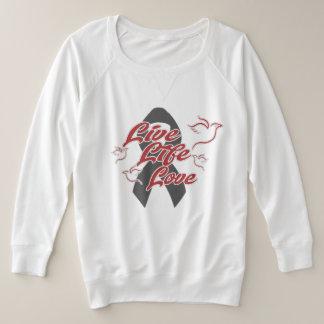Women's +Plus Size French Terry Sweatshirt LLL/RG