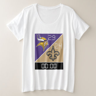 Womens Plus Size T-Shirt