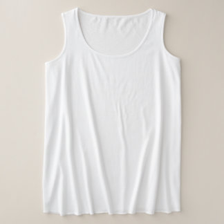 Women's Plus-Size Tank Top