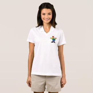 Women's Pride Polo Shirt