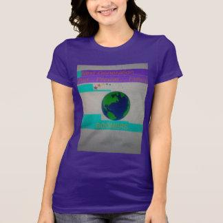 Women's Purple Baby Boomer T-Shirt