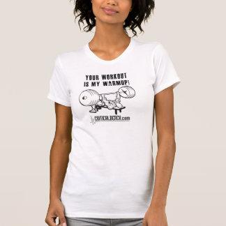 Women's Racerback CB T-Shirt