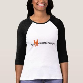 Women's Raglan-sleeve T-shirt_Orange T-Shirt