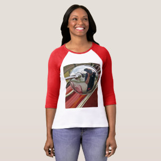 Women's reflection t-shirt